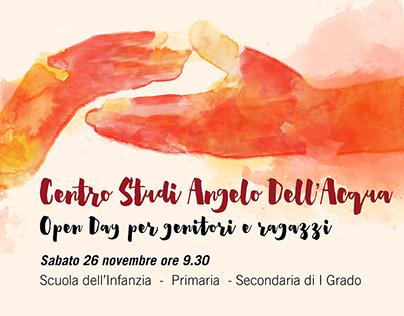 Grafica per sito CentroStudi Angelo Dell'Acqua