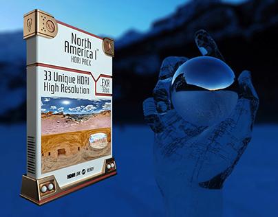 HDRI Pack - North America 1