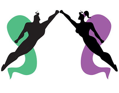 Coffee & Capes (Logo Design Project)