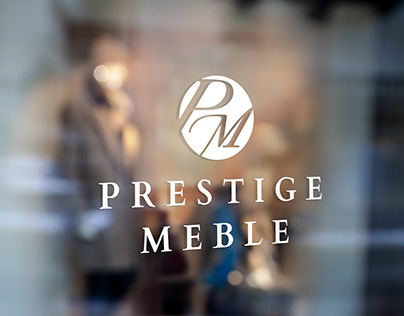 Prestige Furniture LOGO design