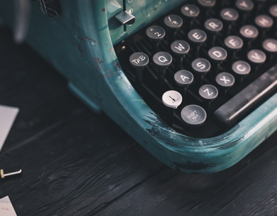 Zeta 1968 Typewriter