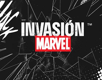 Invasión Marvel