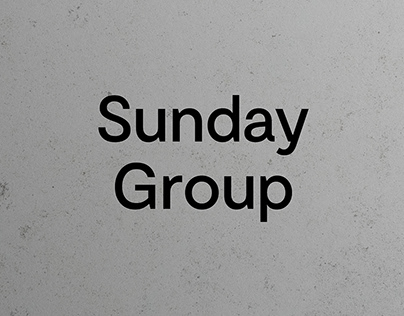 Sunday Group - Branding