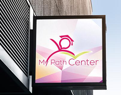 My Path Center Logo Design