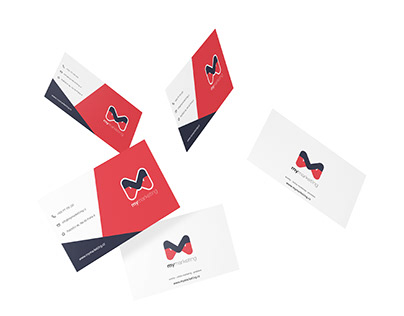 MyMarketing | Logo + Business card