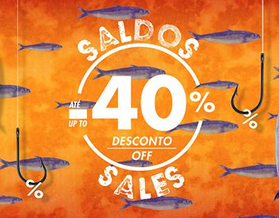 58 SURF SHOP / SALDOS DE INVERNO