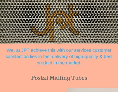 Postal Mailing Tubes
