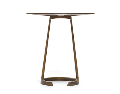 Repose Table by Zac Feltoon for Wooda