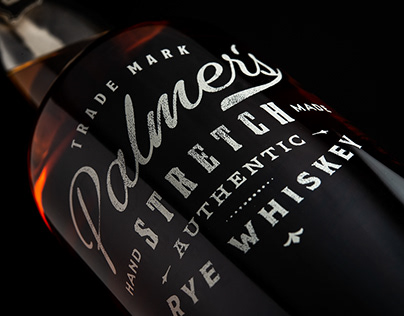 Palmer's Stretch Rye Whisky