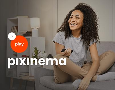 Pixinema streaming service