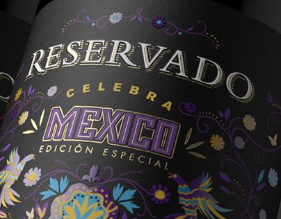 RESERVADO CELEBRA MÉXICO 2017 | Concha y Toro