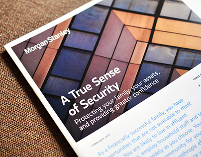 Morgan Stanley Investment Products on Behance
