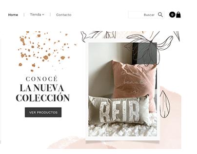 UI e-commerce // CH