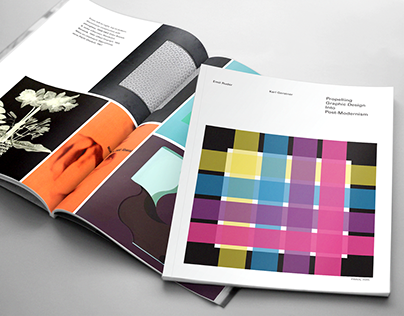 Propelling Graphic Design Into Post-Modernism