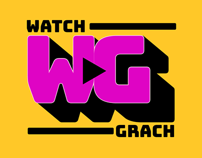 WatchGrach Logo Design