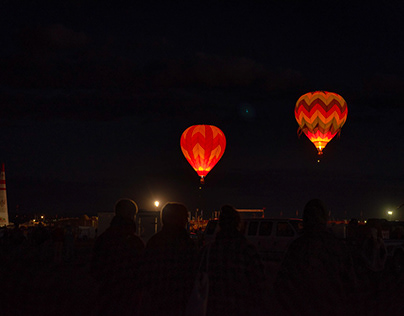 Albuquerque Balloon Fiesta, NM