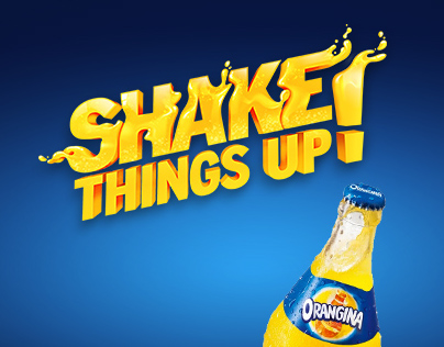 Orangina - Shake Things up