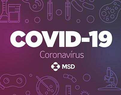 Infográfico COVID-19 l Coronavírus - MSD