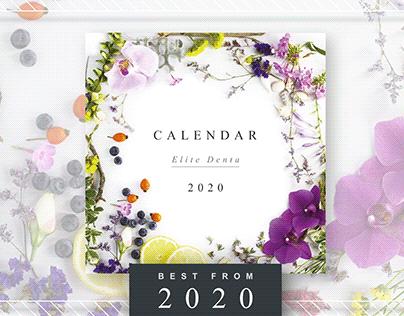CALENDAR Inspiration 2020