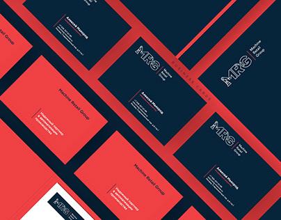 Engineering company visual identity & web design