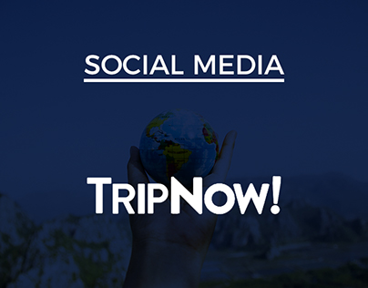 Social Media   Trip Now