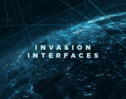 Invasion Interfaces