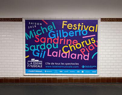 La Seine Musicale - Campagne n°1