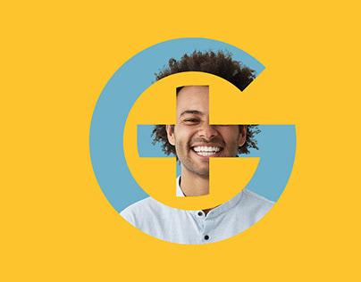 Clínica Goiás - Identidade visual
