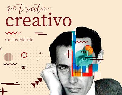 Libro sobre biografía de Carlos Mérida
