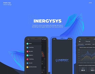 Inergysys App