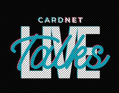 Intro de Programa Cardnet Live Talks