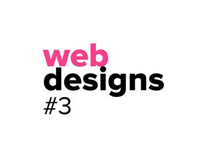 Web designs #3