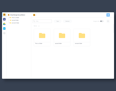 WORKetc - File Navigator