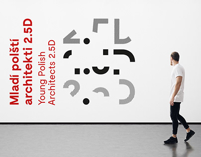 Young Polish Architects 2.5D exhibition