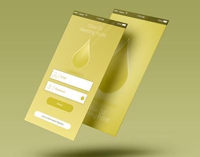 Olive Oil Meeting Point / APP DESIGN