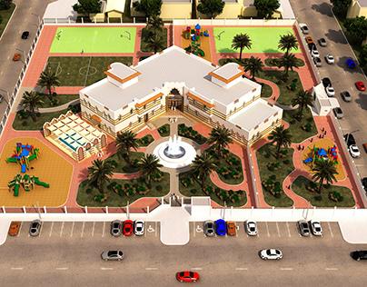 District Center (Al Safa)