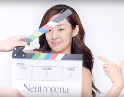 Neutrogena Oil to Foam Regional Campaign