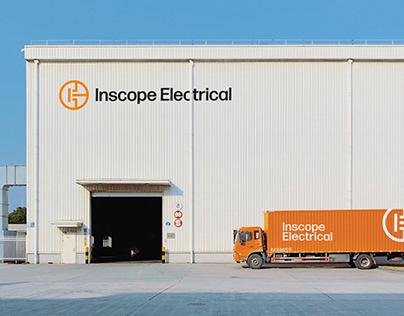 Inscope Electrical Brand Identity