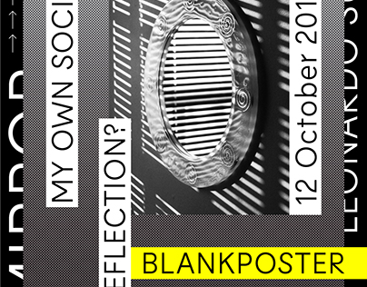 Blankposter #3