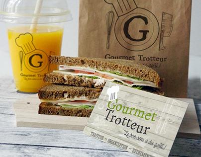 BRANDING STORY #1 Gourmet Trotteur