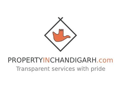 Logo for a real estate website