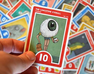 'Twenties' Trading Card Game