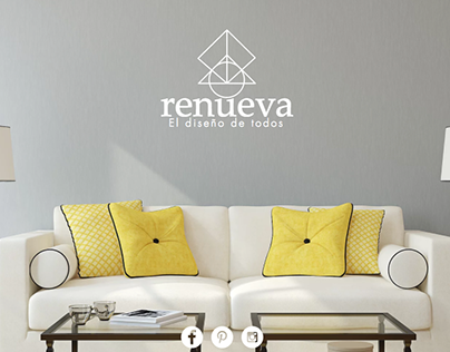 RENUEVA: Web, interior and Share economy Design