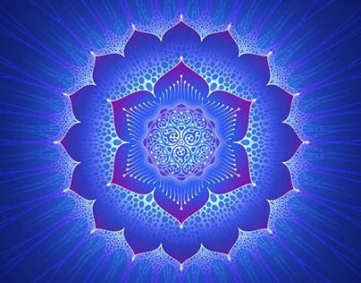Inception | Sacred mandala