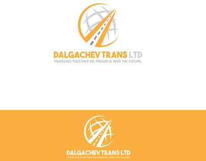 Dalgachev Trans LTD Logo design
