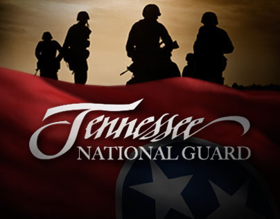 Website Redesign - Tennessee National Guard