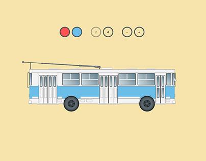 The trellibus