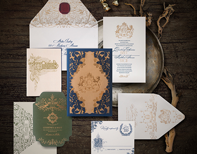 Game of Thrones Wedding Invitations