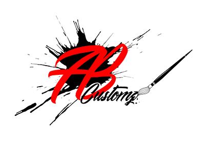 AB customz Logo