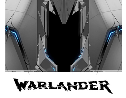 Warlander - Techno Culture Environments